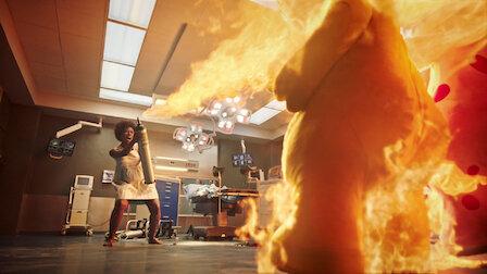 觀賞五個雞柳與一把槍。第 2 季第 9 集。