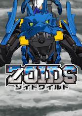 Search netflix Zoidswild