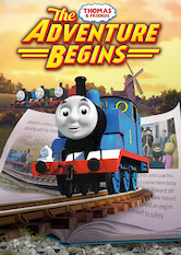 Search netflix Thomas and Friends: The Adventure Begins