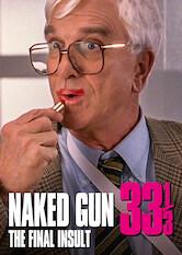 Search netflix Naked Gun 33 1/3: The Final Insult