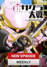 Search netflix Sakura Wars the Animation