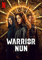 Search netflix Warrior Nun