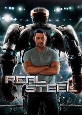 Search netflix Real Steel