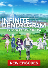 Search netflix Infinite Dendrogram